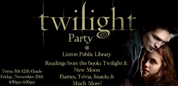Twilight-Party