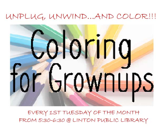 Coloring for Grownups