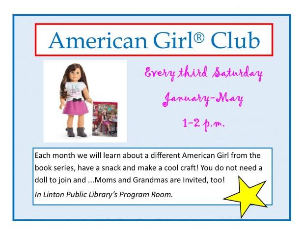 American Girl sign - horizontal3
