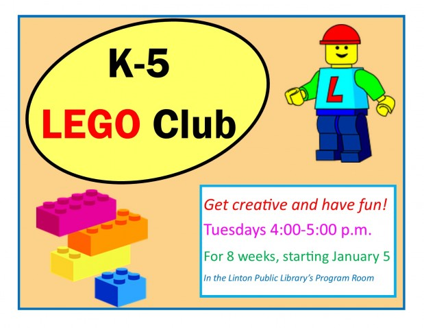 Lego sign - horizontal