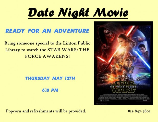 Date Night Movie May 2016