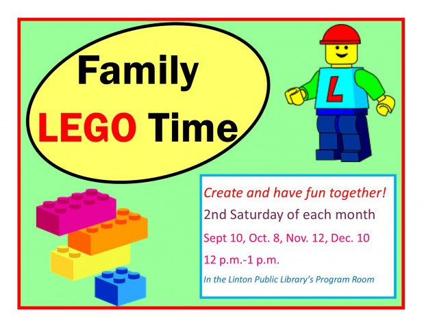 Lego Family Time Fall 2016