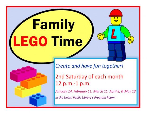 Family Lego - Spring 2017