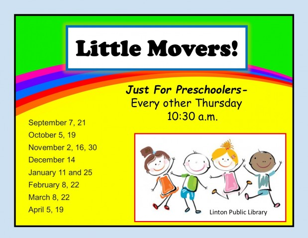 Little Movers 2017-18