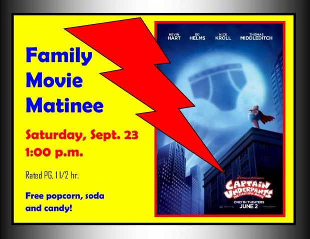 Family Movie - 9/17
