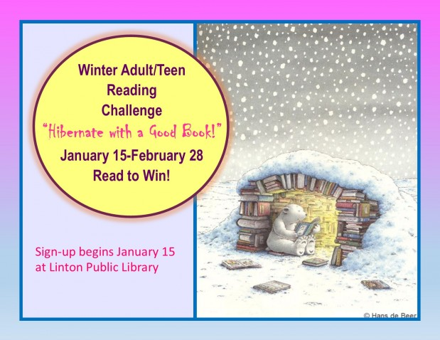 Winter Reading Challenge - 2018
