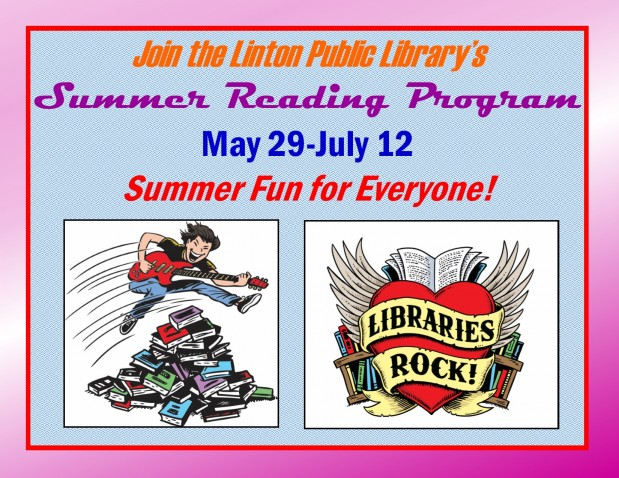 Summer Reading Join Sign
