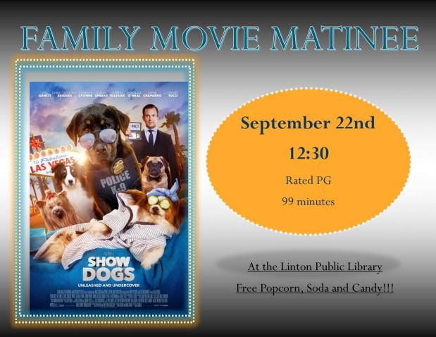 Family Movie Matinee