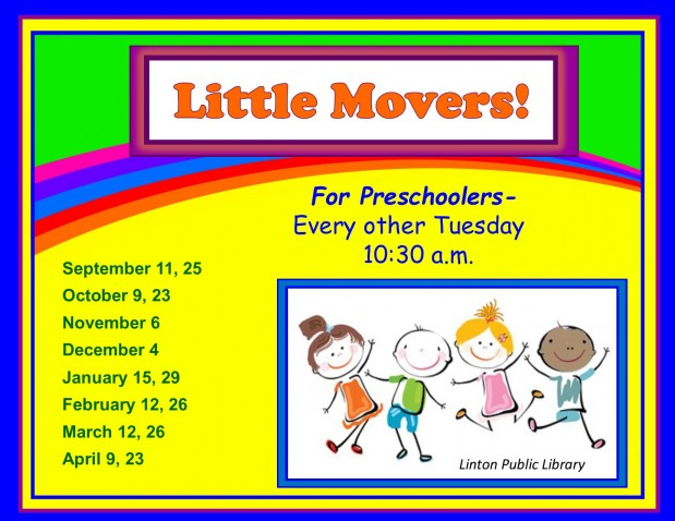 Little Movers 2018-19