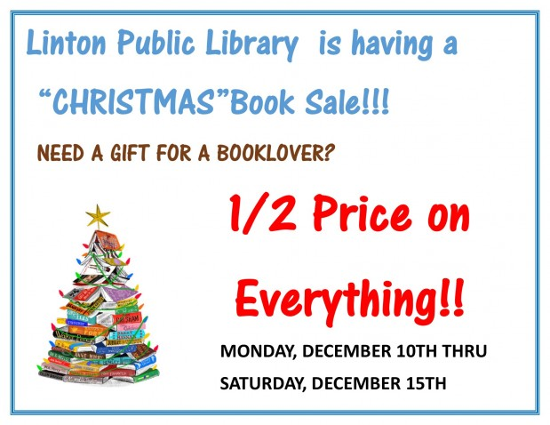Christmas Book Sale