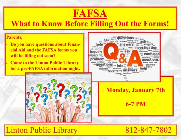 FAFSA What to Know Before Filling Out the Forms