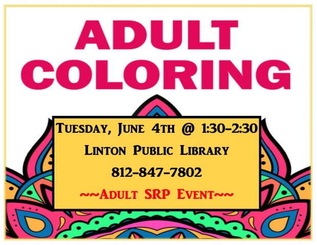 Coloring for Grownups SRP1