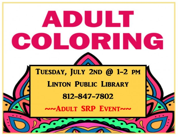 Coloring for Grownups SRP2