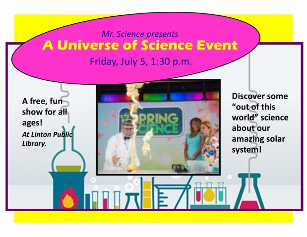 Mr. Science Event