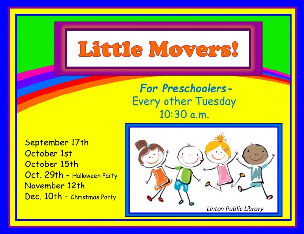 Little Movers - Fall 2019