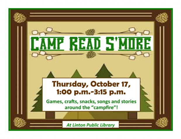 Camp Read S'more 2019