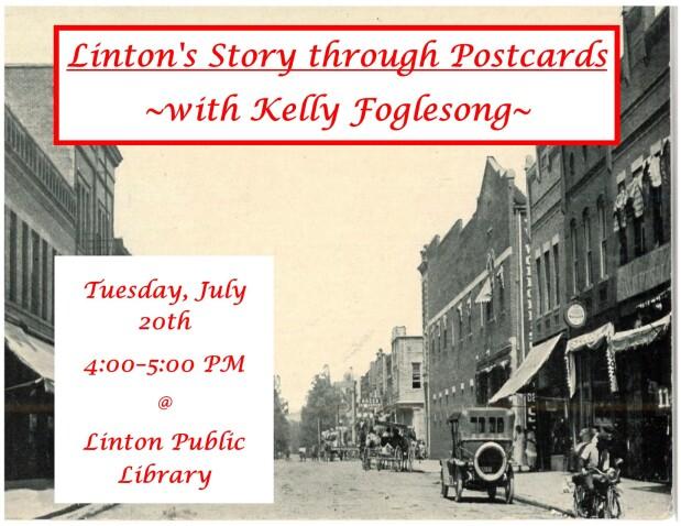 Linton's Story through Postcards