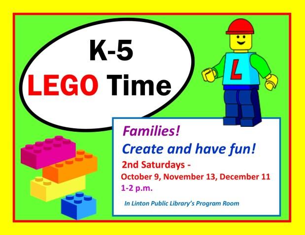 Lego Time 2021